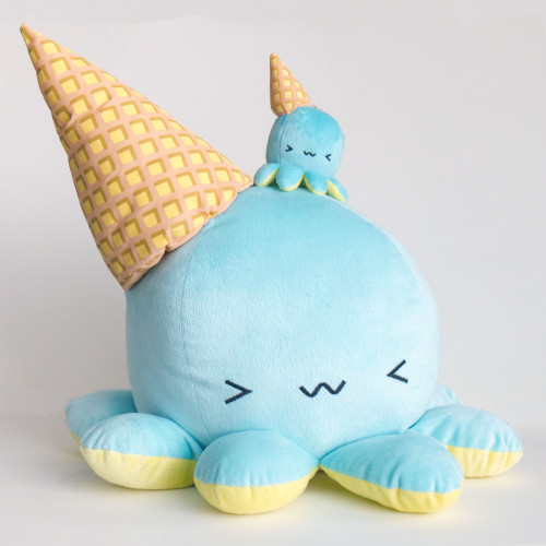 Giant Melty Plush