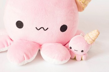 Giant Momo Plush